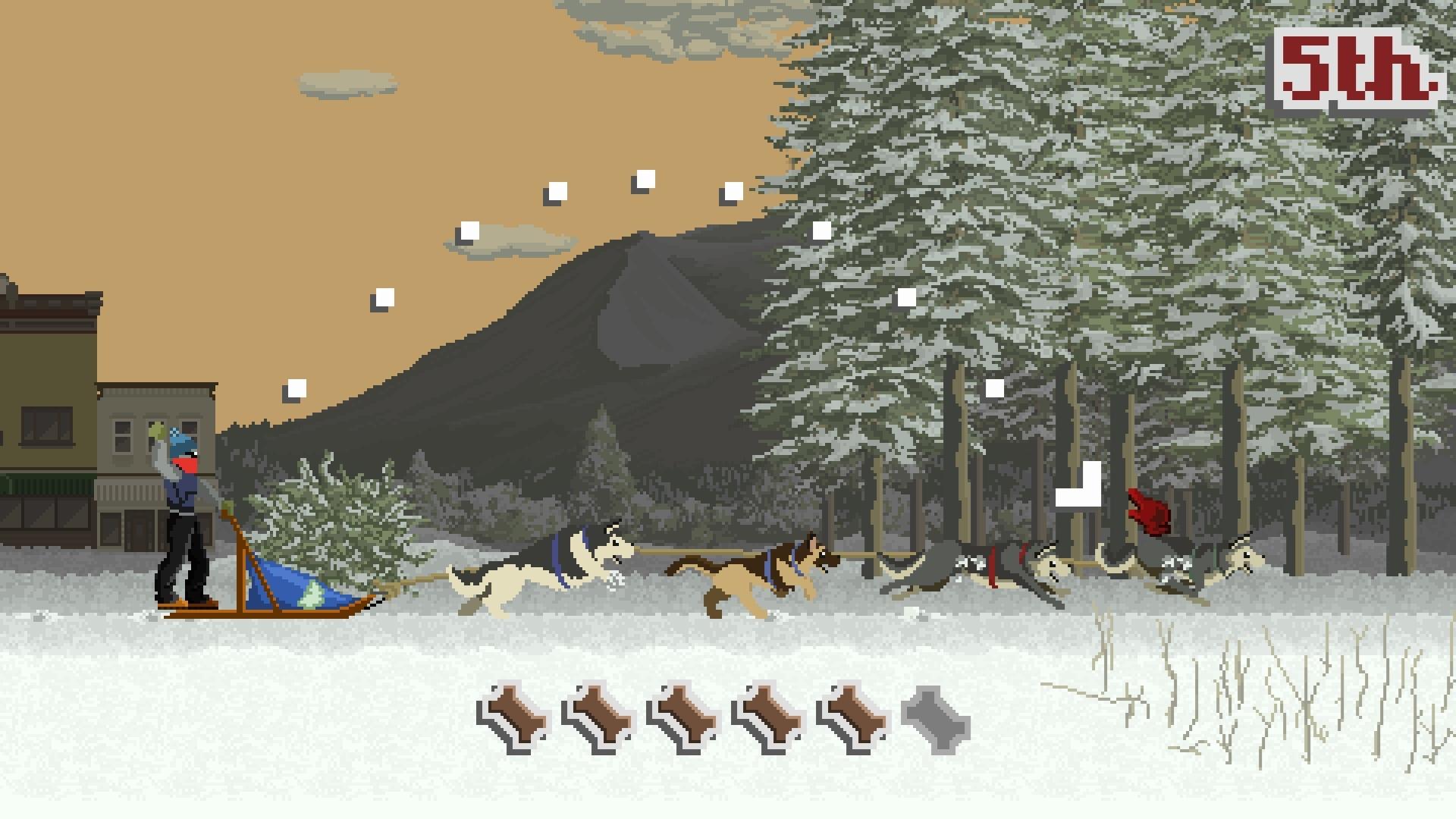 dog sled saga - HD1920×1080